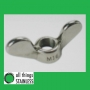 304: M5 Wing Nuts. Box of 100