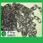 316: 3mm Stainless Steel Chain Per Metre