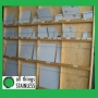 304: 1.5mm 100 x100mm No. 4 Stainless Steel Sheet