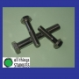 316: M8x80mm Hex Head Bolt - Box of 50