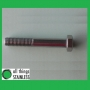 304: M16x100mm Hex Head Bolt - Box of 25