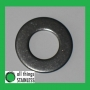 304: M6 Flat Washers. Box of 100