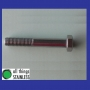 316: M10x170mm Hex Head Bolt - Box of 25