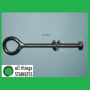 304: M6x100mm Eye Bolt