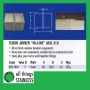 "316: 2"" Flush Joiner In-Line Square Mirror"