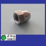 316: M10 Dome Nuts. Box of 100