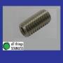 316: M4x8mm Hexagon Socket Set Screw. Box of 100