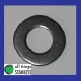316: M8 Flat Washers. Box of 100