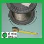 316: 2mm 7x19 Wire Rope - Per Metre