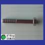 316: M10x200mm Hex Head Bolt - Box of 25