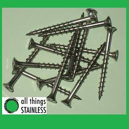 Stainless Steel Decking Screws