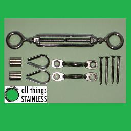 Stainless Steel Balustrade Kits