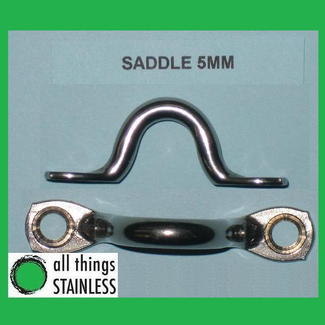 Pre-Swaged - DIY Kit with Saddles - All Things Stainless Steel