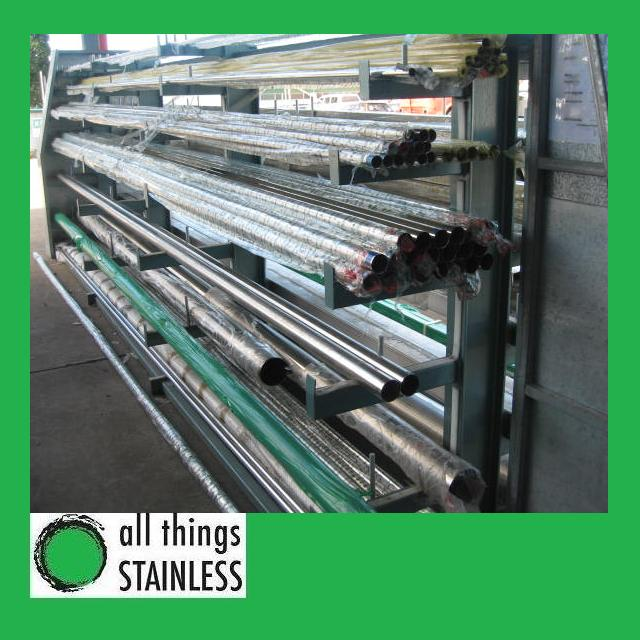 Stainless Steel Tube, Round Tube, Rectangle Tube (RHS) - All