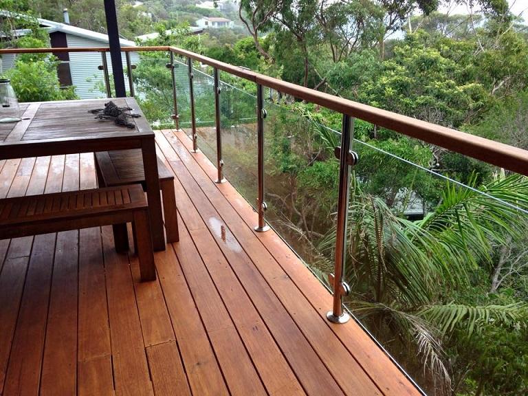 DIY Glass Balustrade, Glass Panels, Glass Spigots, Posts and