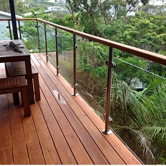 Glass Balustrading + Pool Fencing