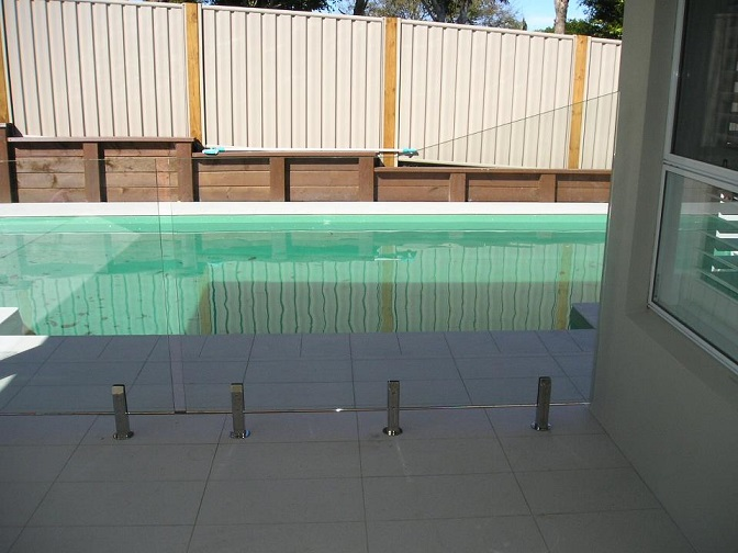 Diy Glass Balustrade And Diy Glass Pool Fences All Things Stainless Steel