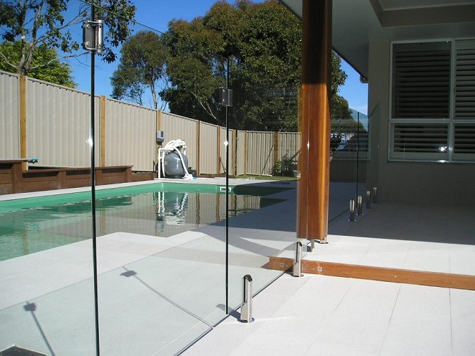 Frameless Glass Pool Fencing Glass Pool Fence All Things Stainless Steel