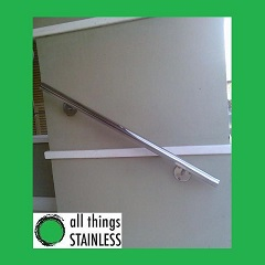 Stainless Steel Wall Rails